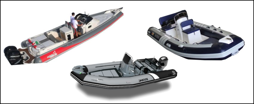 RIB's & Inflatable boats Rebecca Yachting: Ribline dealer in Mallorca